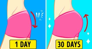 7 Ultimate Exercises for Bubble-Shaped Buttocks