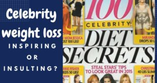 Celebrity weight loss diets -Inspiring Or Insulting#celebritydiets#weightloss#fabdiets