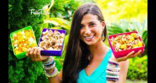 Healthy Raw Food Lunchbox Ideas!