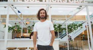 Joe Wicks blasts 'depressing' fad celebrity diets as he unveils new Lifestyle lab