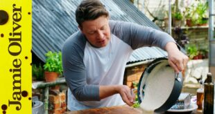 Mushroom Cannelloni | Keep Cooking Family Favourites | Jamie Oliver