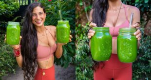 One Green Juice a Day Detox Challenge! Healthy Weight Loss