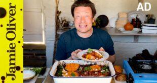 Traybake Smoky Beans | Jamie Oliver | UK | AD
