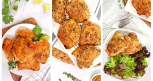 3 Budget Friendly Chicken Recipes | Quick + Easy Dinner Ideas