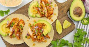 3 Taco Recipes | Easy + Delicious!