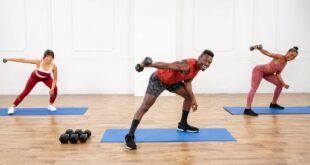 30-Minute Intermediate Arm and Ab Workout With Weights From Raneir Pollard
