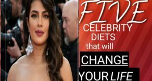 5 CELEBRITY DIETS THAT WILL CHANGE YOUR LIFE