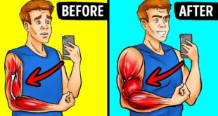 7 Min Workout to Get Bigger Arms Without Equipment