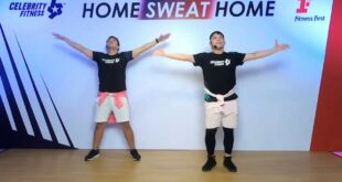 DNA Core Motion - Dance Workout Focuses on Core Training - HOME SWEAT HOME Home Workout Series