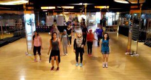 DNA flavor celebrity fitness Margocity, koreografer Tommy dewantara