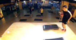 Fun step dhian Celebrity fitness lotte mall