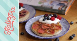 Healthy Buckwheat Pancakes Recipe | Jamie Oliver's Super Food Family Classics | Katie Pix