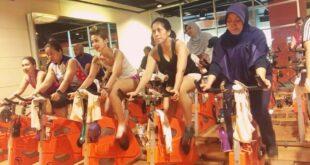 Peloton celebrity fitness margo city with Femmy
