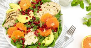 3 PROTEIN PACKED Salad Recipes | Healthy Meal Plans