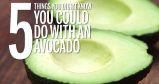 5 Ways to Use an Avocado | Health