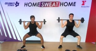 BODYPUMP - HOME SWEAT HOME Online Home Workout Series