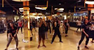 Body jam lauching 78 celebrity fitness margo city