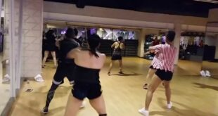Energy Aerobic Class, Celebrity Fitness Plaza Indonesia Lo Impact