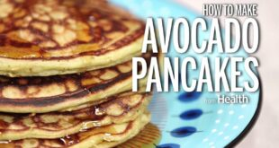 How to Make Avocado Pancakes | Health