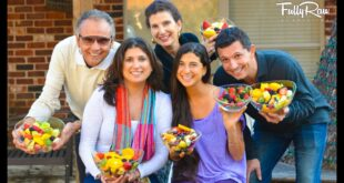How to Share FullyRaw with Family