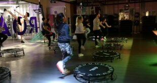 Saltar @ Celebrity Fitness