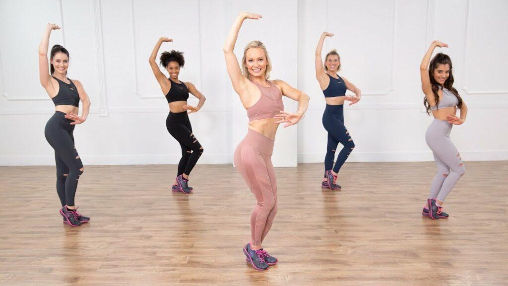 Celebrity Cardio Dance Workout 30 Minute Video
