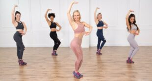 Celebrity Cardio Dance Workout 30 Minute Video