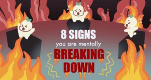 8 Signs You're Mentally Breaking Down