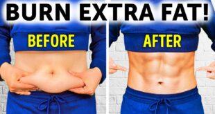 9 Home Exercises Melt Away Fat Like Butter