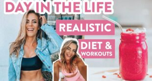 DAY IN THE LIFE | Abs Comeback & What I Eat