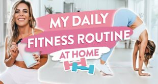 My Daily Fitness Routine | Weight Loss & How to Keep it off!