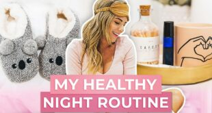 My Real HEALTHY Winter Night Routine 2021