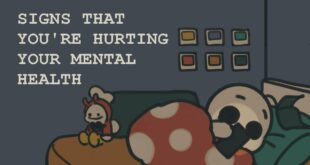 6 Signs You're Hurting Your Mental Health