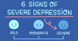6 Signs You're Severely Depressed