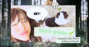 March Update: How Plants Benefit Our Mental Health (Members Video)
