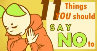 """11 Things You Should Say """"NO"""" To"""